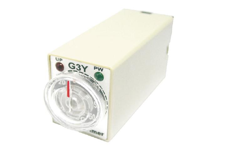 【停產通知】G3Y系列 計時器